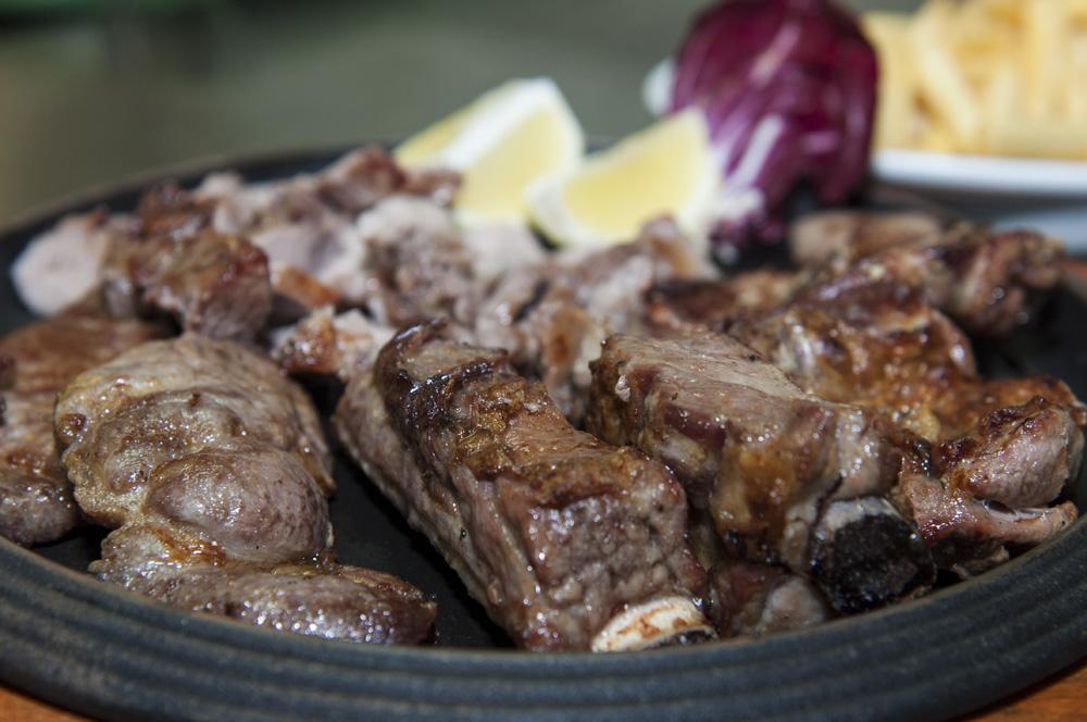 Grigliata mista di carne